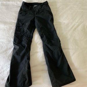 North Face women's ski pants